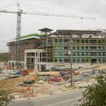 Jan's Take: Austin's construction flurry includes myriad college projects