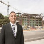 At Texas State, booming construction projects set university, San Marcos on impressive path