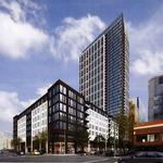 Oakland's tallest residential tower to break ground