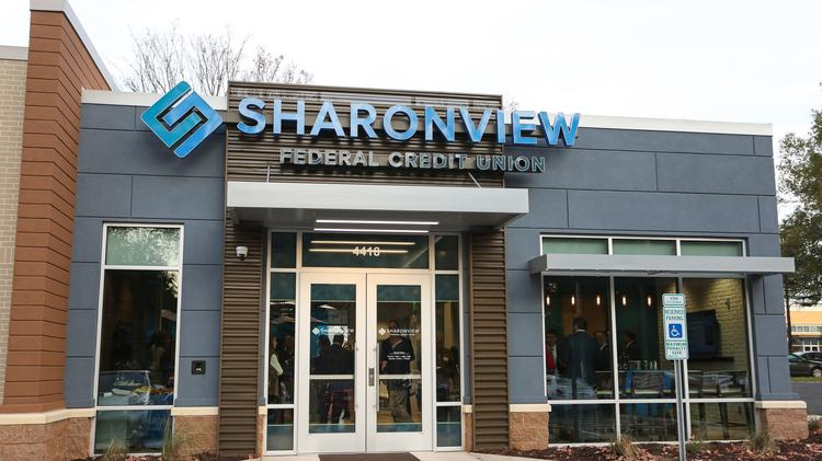 Sharonview Credit Union >> Sharonview Ceo Talks Growth Plans As Credit Union Unveils Newest