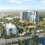 CHOA new campus will transform I-85 corridor