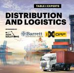 Table of Experts: Distribution and Logistics
