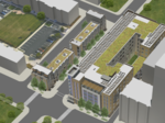 Apartments, townhomes near Johns Hopkins Hospital receive final design approval
