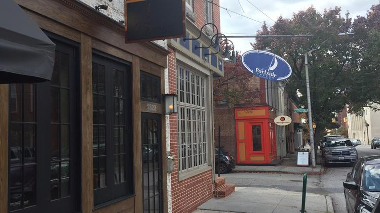 Cask Grain And The Portside Tavern Sister Restaurants On O Donnell Square