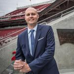 49ers VP is all about the three Fs: Football, family and fashion