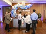 With new 'X room' and 24-seater conference tables, NTT Data Services shows it's halfway to revamping its Plano facilities