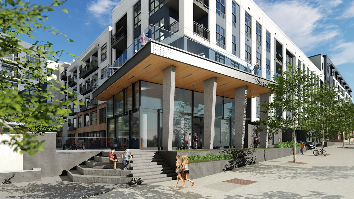 See who bought these luxury apartments in downtown Durham for $87 million - Triangle Business Journal