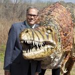 Executive wants dinosaur-themed park to help promote Wichita-area tourism