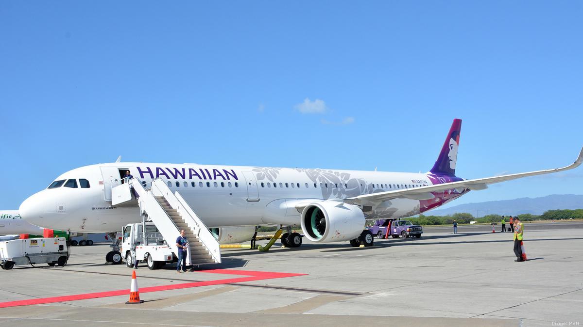 Resultado de imagen para hawaiian A321neo