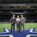 Rochester's Major League Lacrosse team relocates to Dallas Cowboys' Star in Frisco