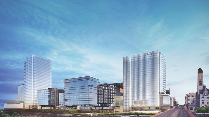 AEG buys site for entertainment district within $1B downtown development