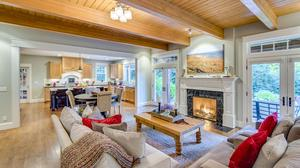 Classic Bainbridge Island Home with Stunning Custom Finishes