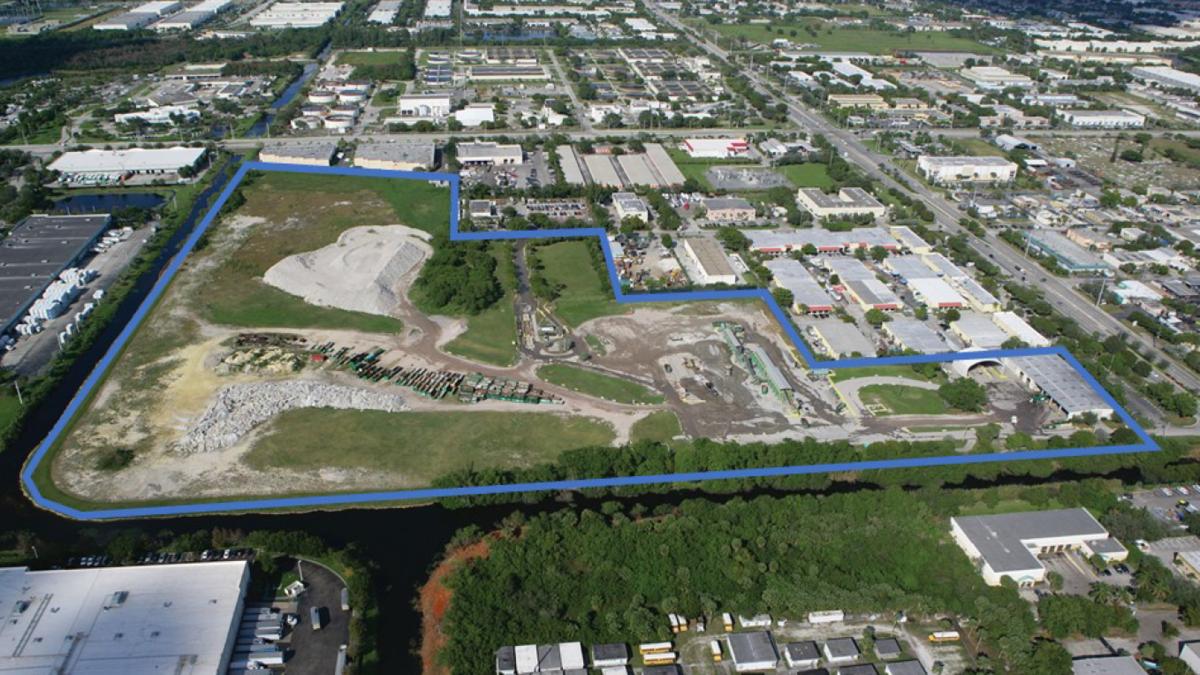 Powerline Business Park Pompano Beach Florida