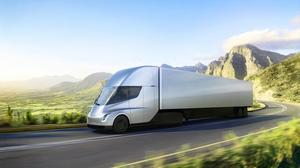 Your next move could be in a Tesla. JK Moving to acquire multiple all-electric semis.