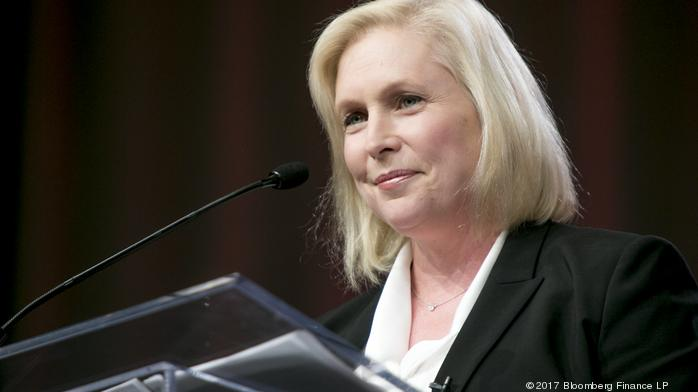 Gillibrand: Bill Clinton should have resigned after WH affair