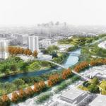 Three visions: Designers eye new future for Olentangy River corridor