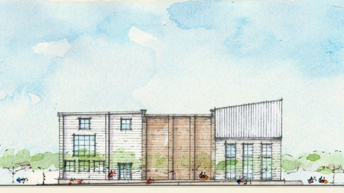 First look: $15 million lumber mill revitalization on tap in high-flying Nashville neighborhood