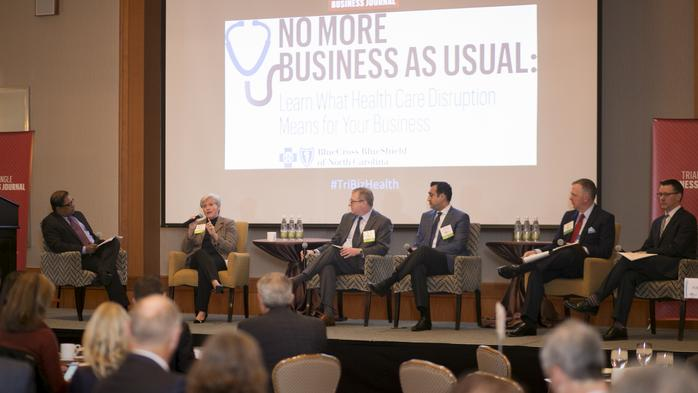 Triangle execs weigh in on big data, wearables' impact on health care