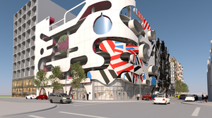 The Museum Garage will be open in early 2018 in the Miami Design District.