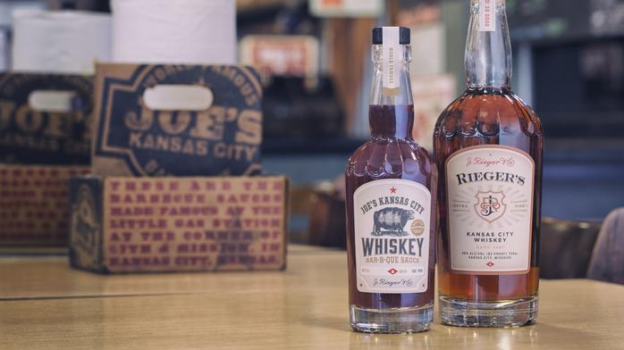 Joe's Kansas City, distillery create high-end whiskey barbecue sauce