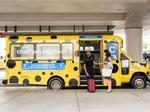A sustainable airport option: Parking Spot exec touts fuel-saving benefits