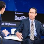AT&T chief says hiring Michael Cohen as consultant a 'big mistake'
