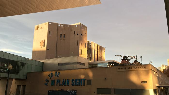 Denver Art Museum: Goodbye to the North Building (Photos)