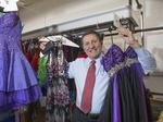Colvin Cleaners partners with Goodwill on coats, gown collection