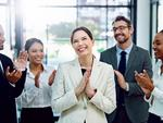 Gratitude pays off socially - and at work