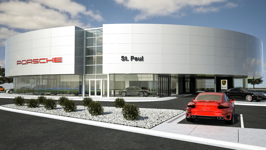 Carousel Motor Group Moving Into New Porsche Facility In