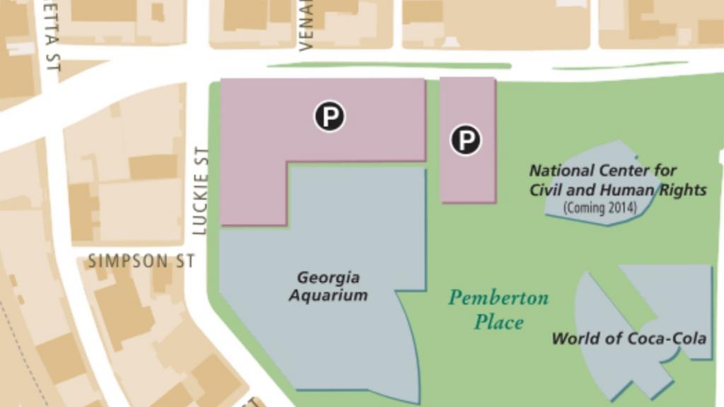 Downtown Site Sold For Planned Hyatt Place By Georgia Aquarium