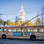 SFMTA weighs cannabis ad ban on Muni backed by Mayor <strong>Lee</strong>