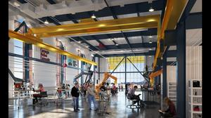 First Look: New technology hub at Hazelwood Green's Mill 19