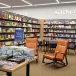 Barnes & Noble returns to its roots — books