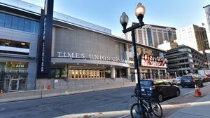 PHOTOS: Times Union Center renovations almost done