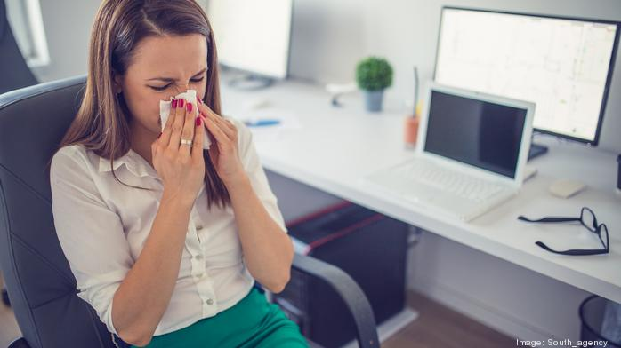 More staffers calling in sick - even if they're not
