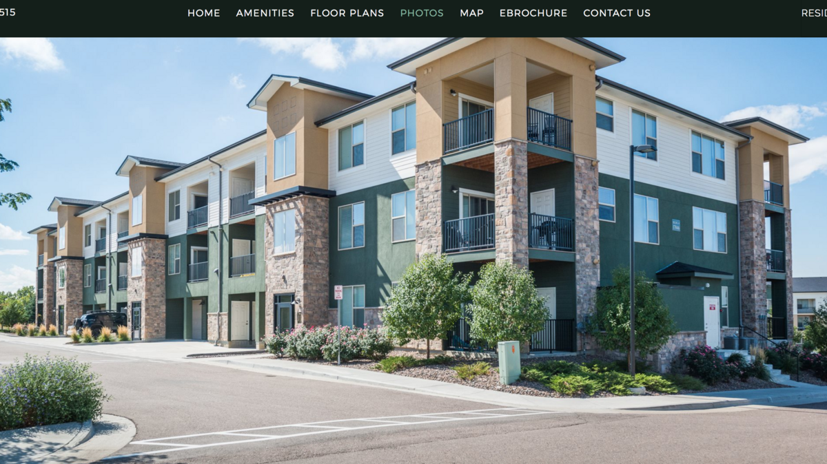 Metro denver luxury apartments sell for million - 3 bedroom apartments denver metro area ...