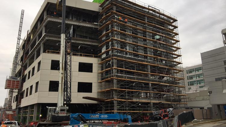 Uc Davis Medical Center To Spend 215 Million Over 3 Years To Meet
