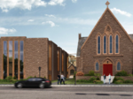 Episcopal Diocese batting .800 on North Street project