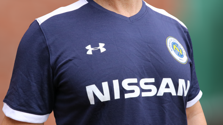 size 40 436bc ccdd2 Nissan to sponsor jersey for United Soccer League's ...