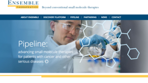 Flagship-backed cancer biotech Ensemble quietly shuts down