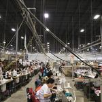 Fanatics, maker of sports apparel, succeeds by seizing the moment