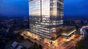 20-story office tower proposed for midtown Charlotte