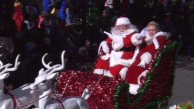 abc11 to sponsor raleigh christmas parade again triangle business journal
