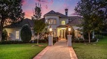Barton Creek Santa Barbara Style Estate