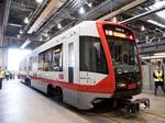 Muni rolls out its first new trains in time for the holidays