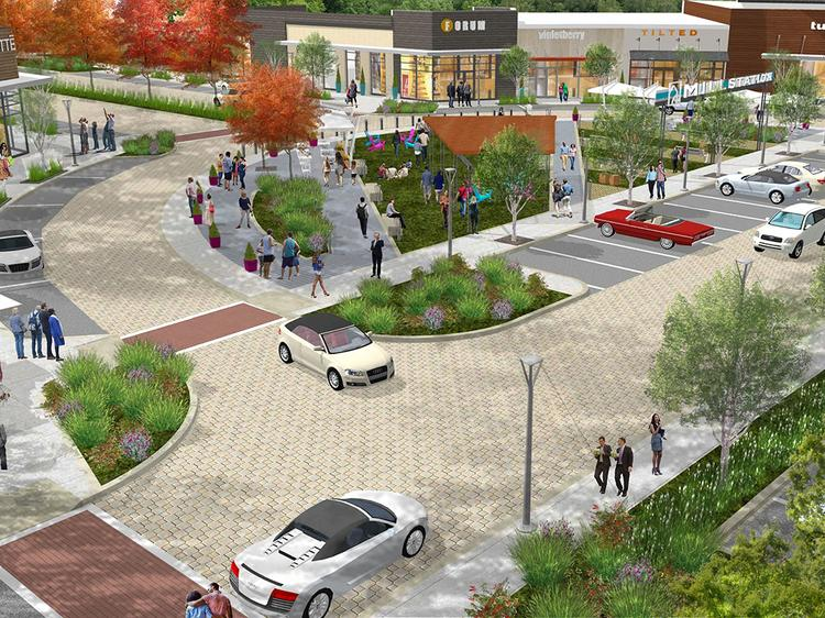 Retail Project/Lease, 1st place