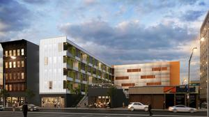 Mixed-use project with 82 apartments eyed at 3rd and Long downtown