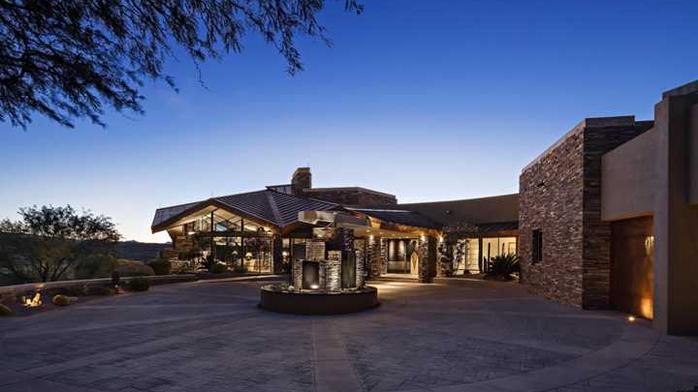 $12.5 million Scottsdale mansion hits the market