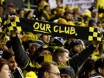 PHOTOS: Sellout crowd provides raucous atmosphere for Crew SC playoffs at Mapfre Stadium